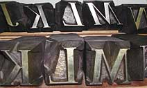 Graphê, association pour la promotion de l'art typographique.